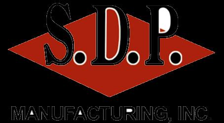 SDP manufacturing logo