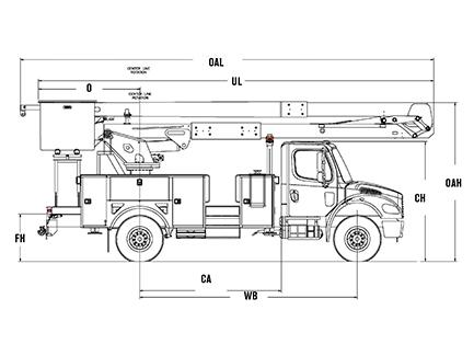 Terex Optima TC Series Spec Sheet