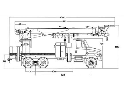 general series tech drawing